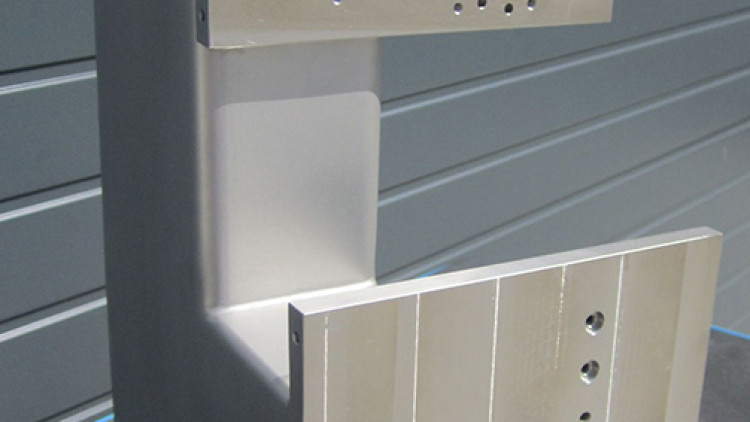 Maschinenteile (V2A) für Fertigungsautomaten